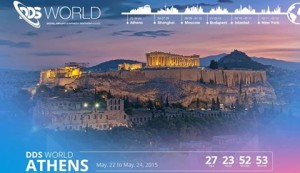 DDS World Athens